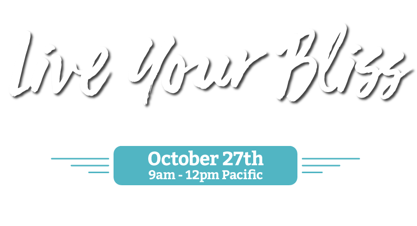 Richard Bliss Brooke's Live Your Bliss Workshop